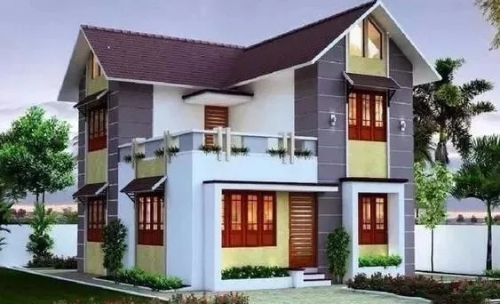 16套新农村坡屋顶自建房别墅户型,建一套成为人生赢家
