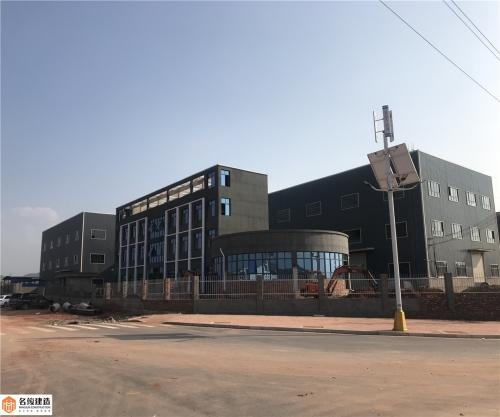 圣食园多层钢构厂房