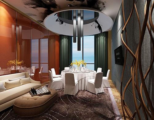 酒店室内装饰设计工程