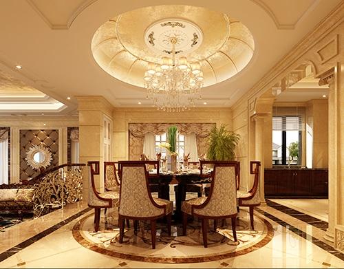家装餐厅装修设计