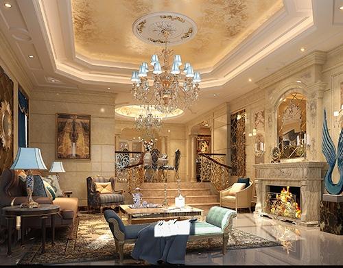 全屋整装客厅设计装饰