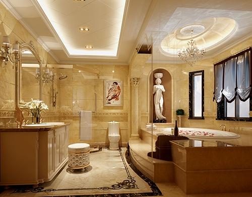 卫浴间装饰工程